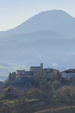 Mergo, veduta del borgo (2418 clic)