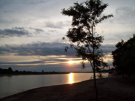Foce del fiume Tagliamento - Lignano (3179 clic)