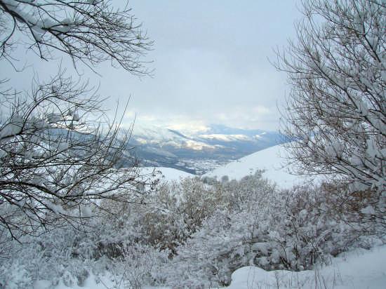 Neve - Sulmona (4004 clic)