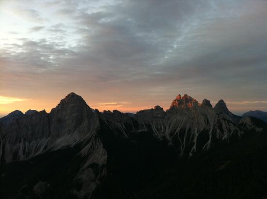 Dolomiti Sassolungo di Cibiana di Cadore (1255 clic)