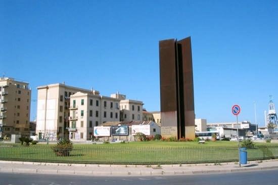 Monumento alle Vittime della Mafia - Palermo (4235 clic)