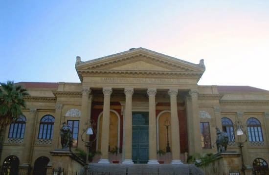Teatro Massimo - Palermo (5646 clic)