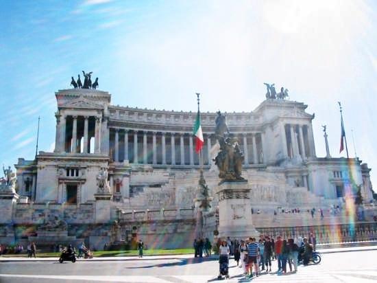 Altare della Patria - Roma (33931 clic)