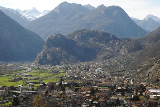 Paesaggio Montano - Gressoney (4481 clic)