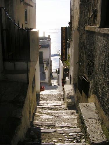 Vicolo di Vieste (2549 clic)