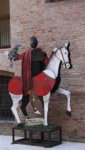 Astolfo Re dei Longobardi Palazzo dei Pio - Carpi (2942 clic)