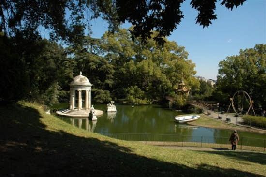 Villa Durazzo Pallavicini-Il Tempietto - Genova (2283 clic)