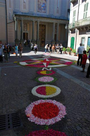 Corpus Domini Infiorata - Sassello (2999 clic)