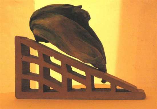 Priamar Un Altro Ponte Scultura di Maria Rando - Savona (1897 clic)