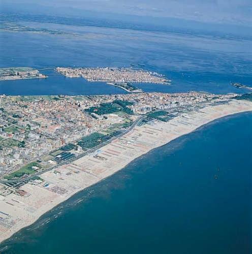 spiaggia di sottomarina - Chioggia (7843 clic)