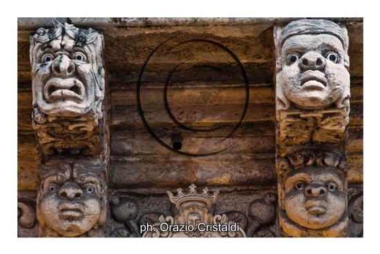 palazzo comunale - mascheroni - Acireale (2883 clic)