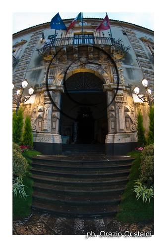 palazzo comunale  - Acireale (2437 clic)