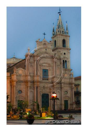 cattedrale dei Santissimi Pietro e Paolo - Acireale (2588 clic)
