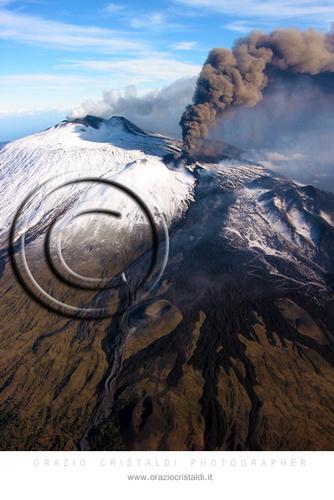 vecchie eruzioni, etna, lava, lapilli,magma, foto aeree (2805 clic)