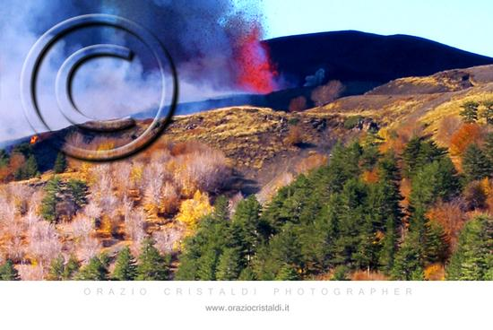 vecchie eruzioni, etna, lava, lapilli,magma, foto aeree (2475 clic)