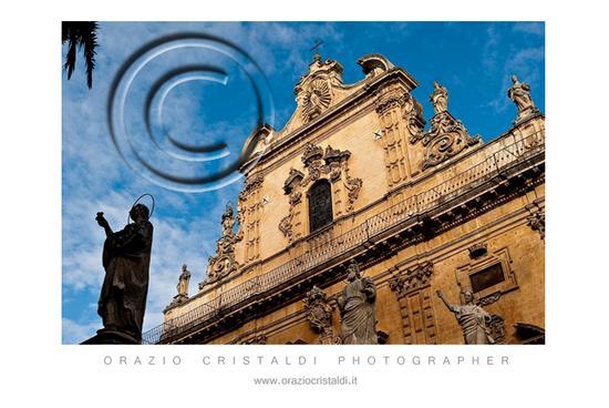chiesa di san Pietro, modica, barocco (2667 clic)