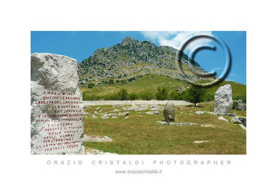 portella della ginestra - Piana degli albanesi (2686 clic)
