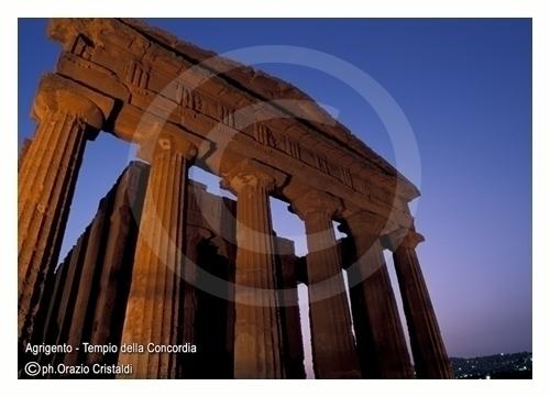 tempio della concordia - Agrigento (2853 clic)