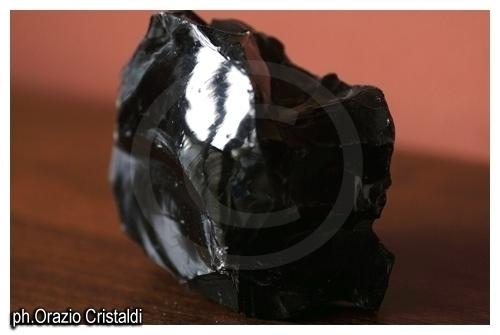 nera ossidiana - Eolie (2977 clic)