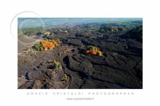 colata lavica del 2001/02 di piano Provenzana - Etna (5258 clic)