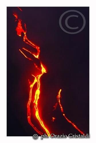 eruzione dell'etna  (2803 clic)