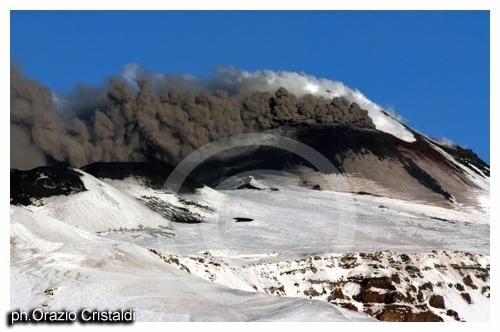 cratere di sud-est - Etna (2383 clic)