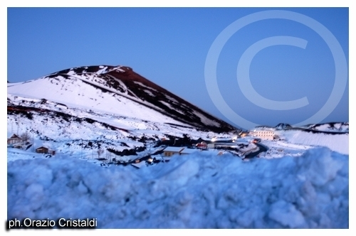 rifugio sapienza - Etna (4324 clic)