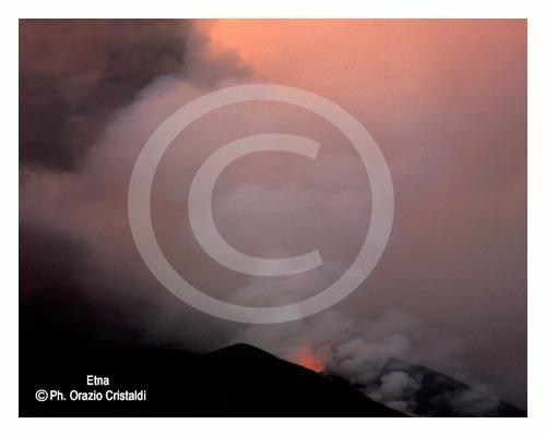 eruzione del 2001 - Etna (2796 clic)