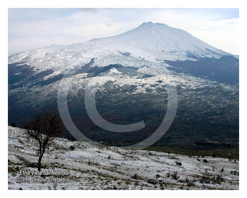 etna vista dai nebrodi (2759 clic)