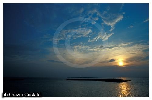 isola di sant'Andrea - Gallipoli (5525 clic)