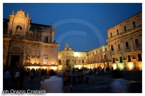 il duomo - Lecce (2794 clic)