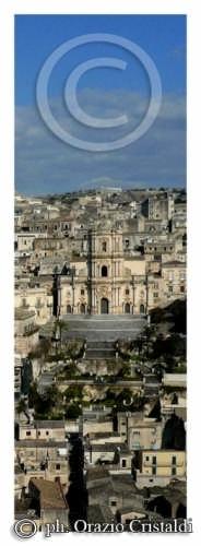 la chiesa di San Giorgio - Modica (3429 clic)