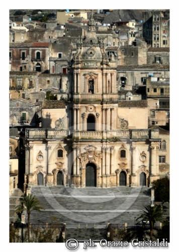 la chiesa di San Giorgio - Modica (5204 clic)