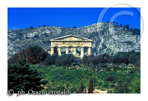 il tempio dell'amore - segesta (3354 clic)