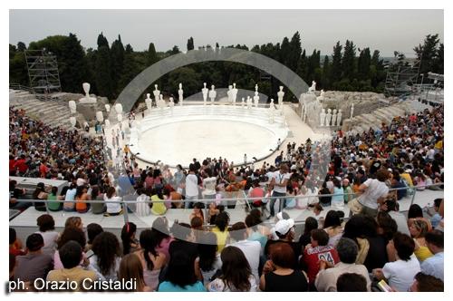 teatro greco - Siracusa (2951 clic)