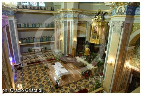il santuario - Tindari (5421 clic)