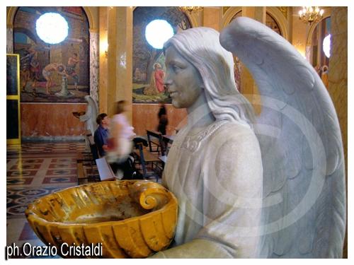 il santuario - Tindari (3436 clic)