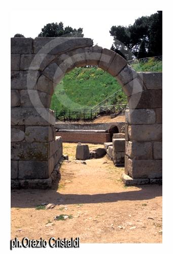 zona archeologica - Tindari (3475 clic)