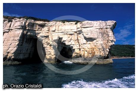 grotta dei pomodori - Vieste (4460 clic)