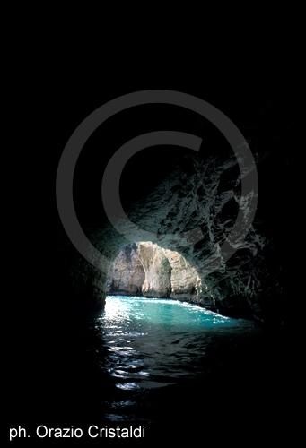 grotta  - Gargano (2171 clic)
