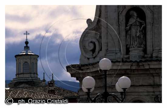 chiesa del Sufgraggio - L'aquila (2059 clic)