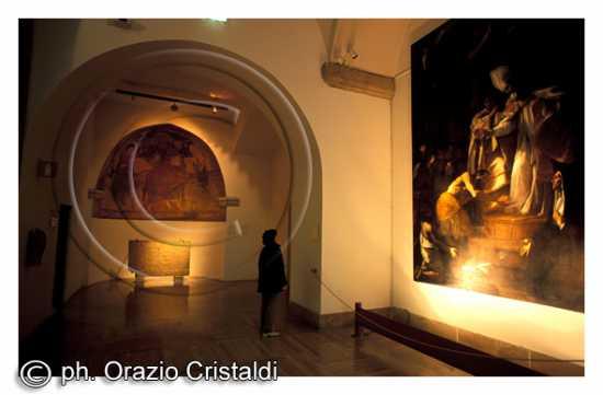 MUSEO NAZ. D'ABRUZZO - GALLERIA D'ARTE SACRA - L'aquila (2799 clic)