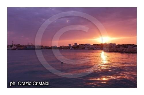 il porto  - Lampedusa (4330 clic)
