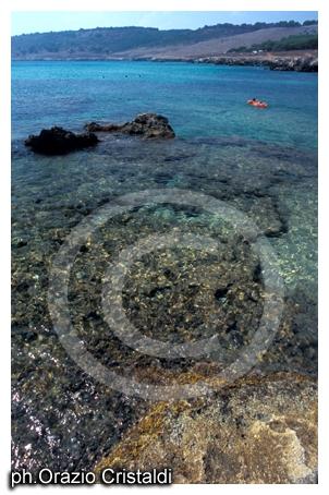 baia delle orte - Otranto (2094 clic)