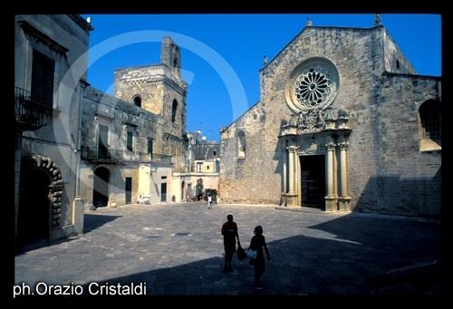 cattedrale dell'annunziata   - Otranto (3679 clic)
