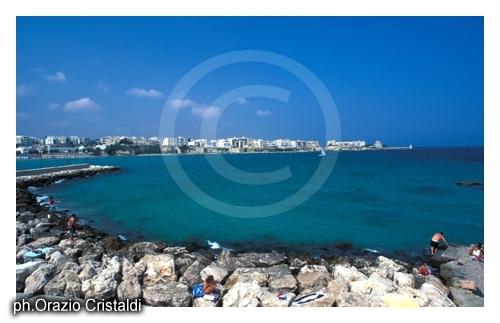 veduta della baia - Otranto (2990 clic)