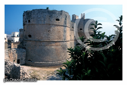 il castello - Otranto (1918 clic)