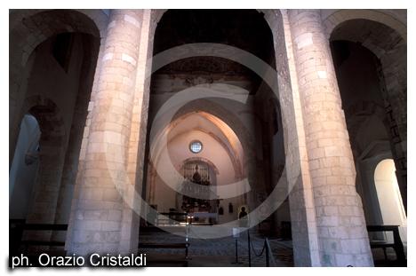abbazia di san Nicola - Tremiti (1978 clic)