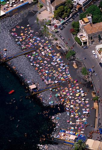 la spiaggia di san giovanni li cuti vista dall'alto - Catania (4870 clic)