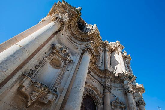 la chiesa di sant'antonino  - Ferla (1247 clic)